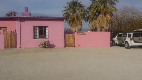 29 Palms Inn : Our bungalow at the Inn