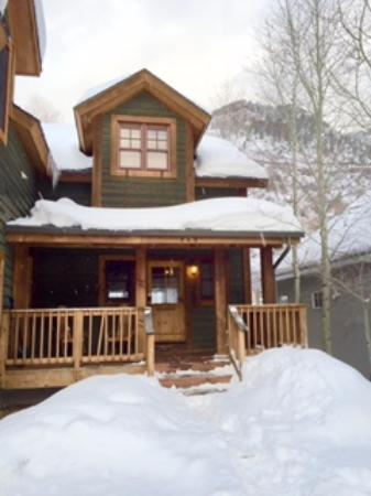 Minturn, CO: The River Lodge - It has just snowed 15""