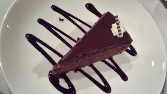 Carmel Mission Inn: Dessert