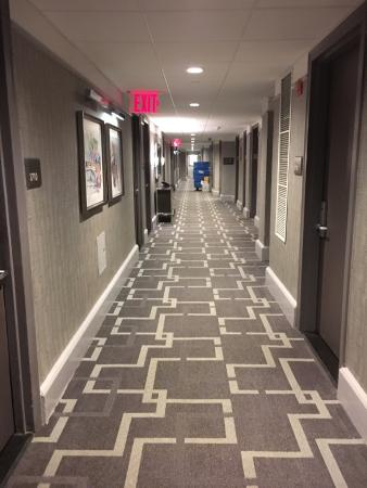 Hallway Fotografia De Park Central Hotel New York Nueva York Tripadvisor