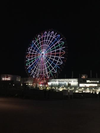 Pallete Town Ferris Wheel : photo1.jpg