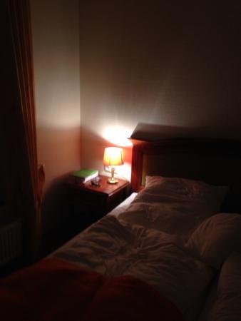 Norden, Deutschland: erstes 'dunkles' Zimmer