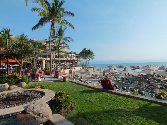 Villa Del Palmar Flamingos Beach Resort & Spa Riviera Nayarit: Looking over the ocean