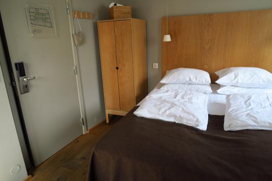 Hotel Brosundet: il resto della camera