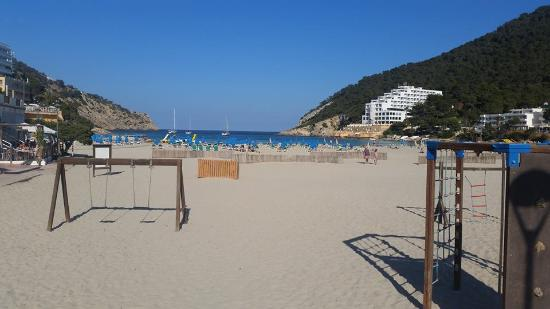 Bloem Apartments: Het strand