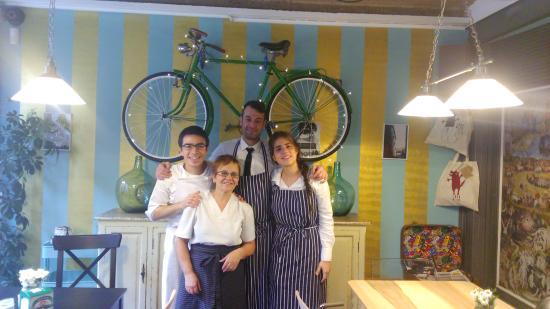 imagen La bici verde en Zamora
