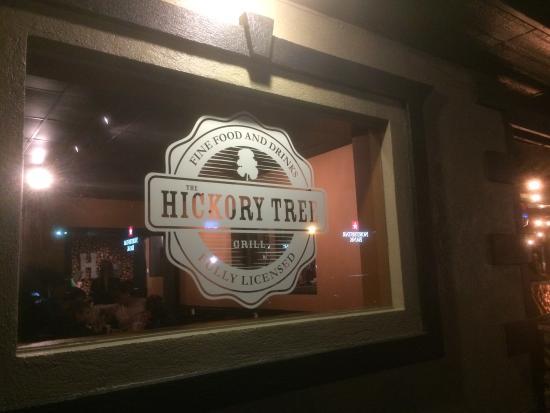 Burleson, Техас: Hickory Tree Grill