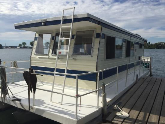 Gananoque, Canada: Boat