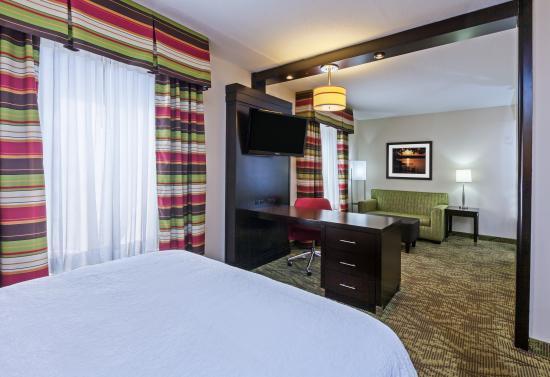 Hampton Inn & Suites Tulsa-Woodland Hills 71st-Memorial : Queen Suites