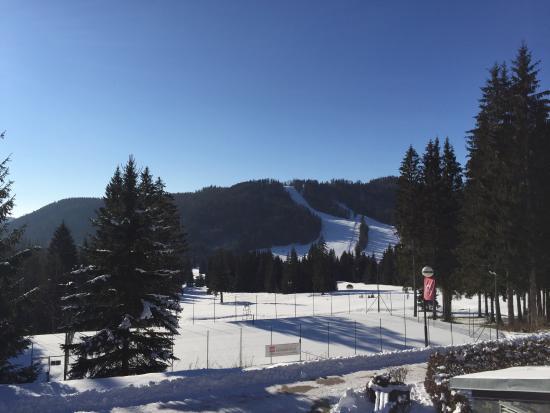 Hotel Stupka: The view