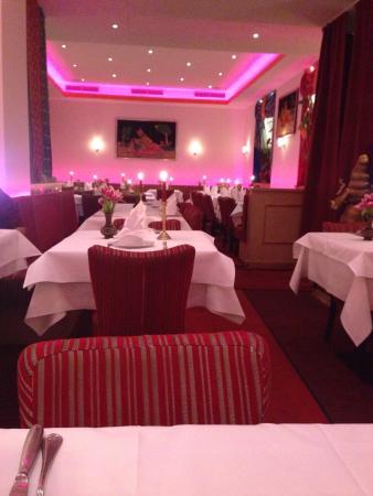 Indisches Restaurant Safran Sheikh Rony
