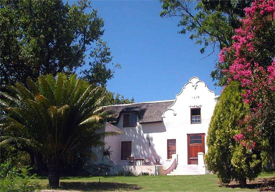 not bad review of oude wellington estate wellington south africa rh tripadvisor co za