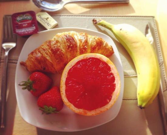 Crossmolina, Ireland: Breakfast