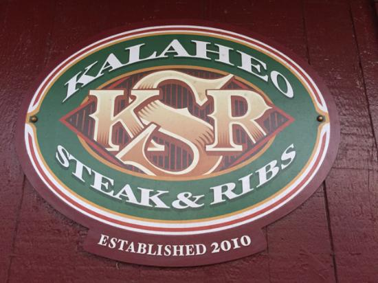 Kalaheo, Havai: Nice informal atmosphere conveniently located near the only stoplight in town