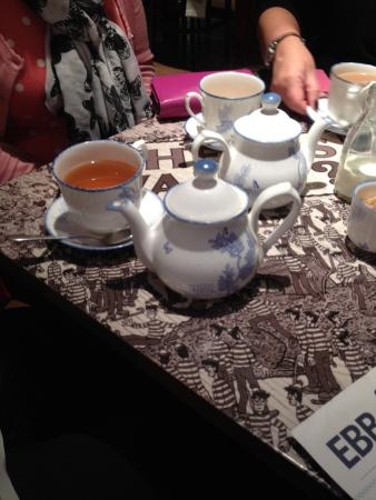 tea for one serves two picture of ebb flow sutton sutton rh tripadvisor co za