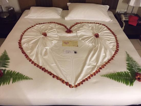 Veligandu Island Resort & Spa: Romantically