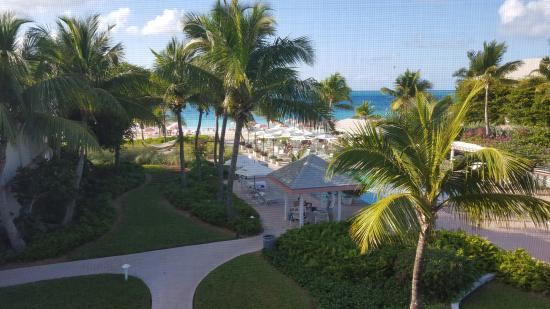 Ocean Club Resort: View from the porch
