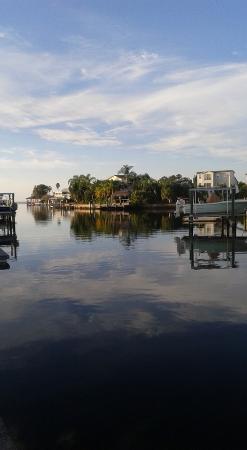 Hudson, فلوريدا: view