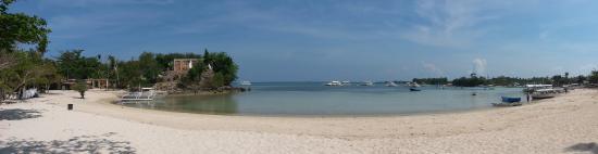 White Sand Bungalows: Badebucht