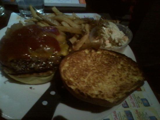 Lakehurst, Nueva Jersey: Pub Burger