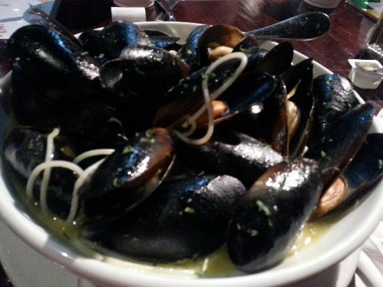 Lakehurst, Nueva Jersey: Mussels Special