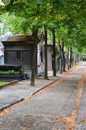 Friedhof Père-Lachaise (Cimetière du Père-Lachaise): Pere-Lachaise Cemetery