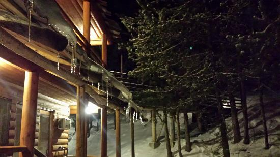 The Lodge at Lolo Hot Springs: 20160116_233539_large.jpg