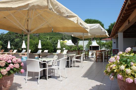 Sunset Hotel & Apartments: Sunset Taverna