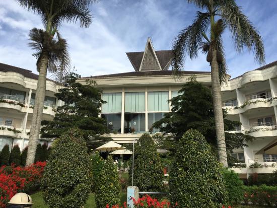 balcony picture of grand mutiara hotel berastagi berastagi rh tripadvisor com sg
