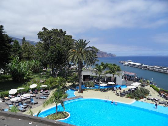pestana casino park hotel funchal madeira reviews