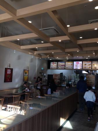 Burger King Koshigaya Twin City