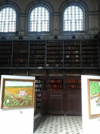 Schoelcher Library : Książki