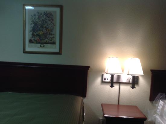 Budget Inn: Newly remodeled rooms.
