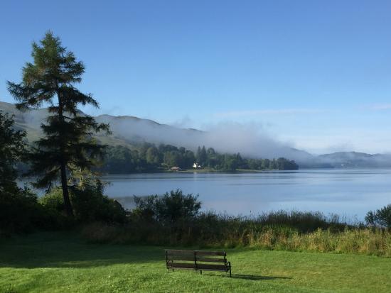 Taychreggan Hotel: Relax on Loch Awe