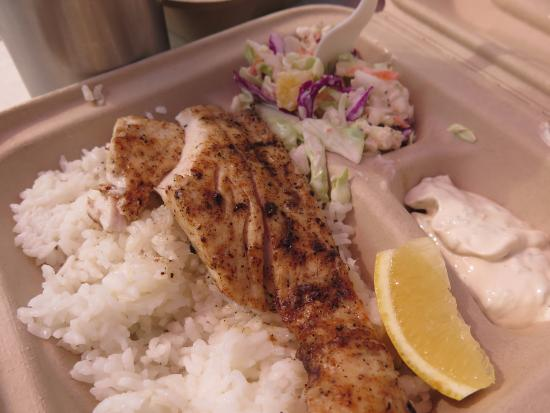 Grilled fish picture of south maui fish company kihei for South maui fish company