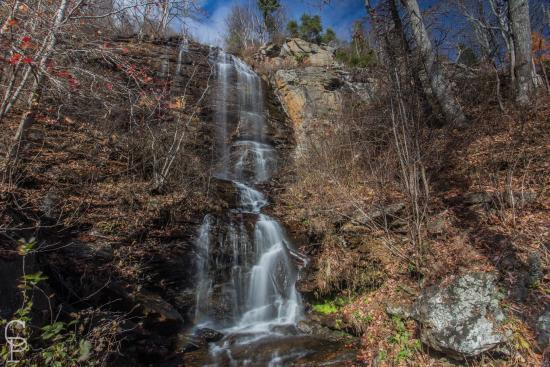 Columbus, North Carolina: Shunkawauken Falls