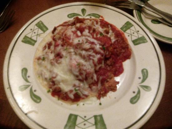 lasagne served   placesurely  worst ive