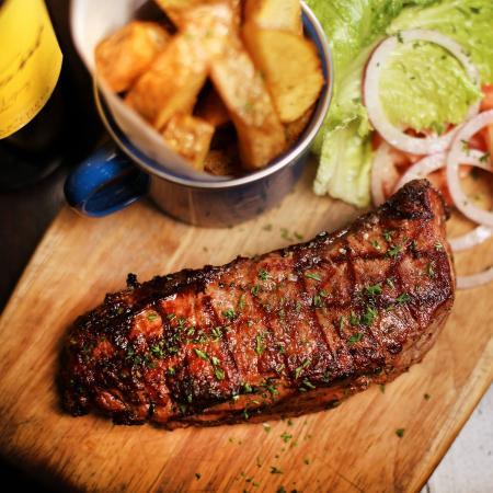 Terruño Restaurante Argentino: Corte argentino