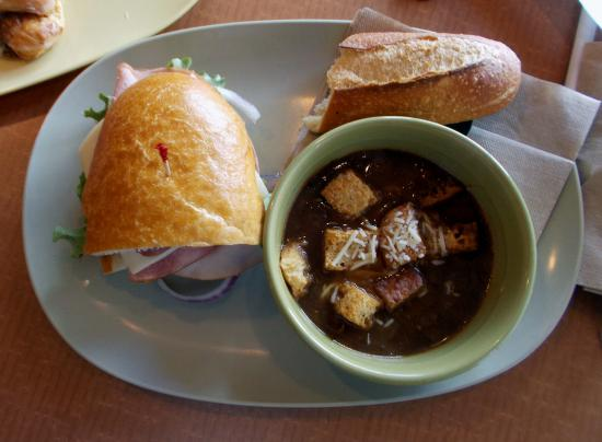Culpeper, Virginie : Italian combo and French Onion Soup-1-17-16