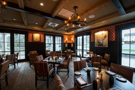 Manchester, VT: Main Dining Room