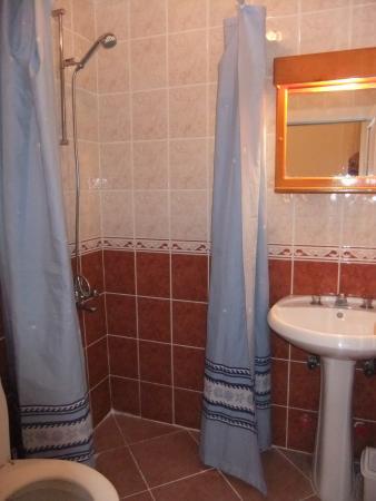 Hotel Truva: Dus/WC