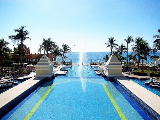 overlooking the activities pool picture of hotel riu palace cabo rh tripadvisor co za