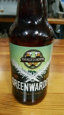 Biddeford, ME : Banded Horn Brewery