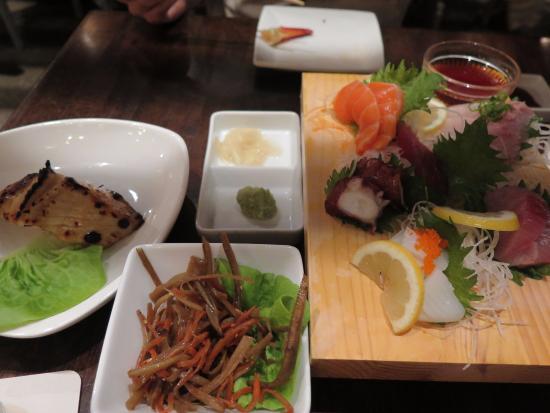 Haiku, Χαβάη: Sashimi