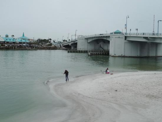 Fishing picture of john 39 s pass village and boardwalk for Johns pass fishing