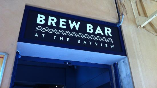 Brew Bar at the Bayview