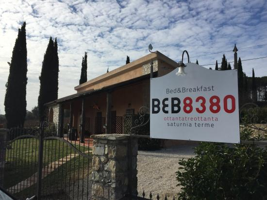 B&B 8380: Esterno