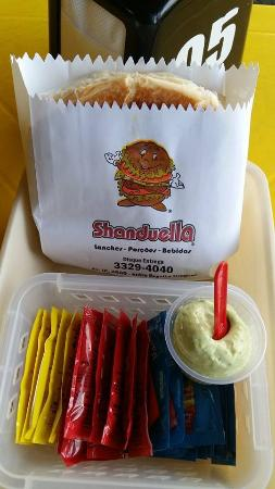 Shanduella Sanduicheria