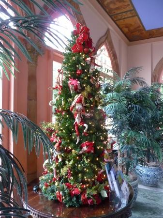 Christmas Tree Picture Of Ca D Zan Mansion Sarasota Tripadvisor