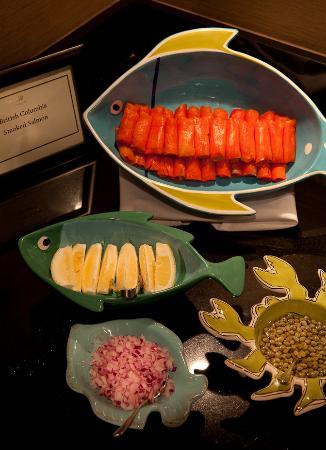 L'Hermitage Hotel : Breakfast Buffet